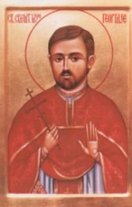 sveti svestenomucenik georgije slavonski